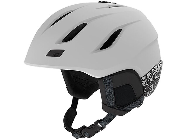 Giro Nine Casco para la nieve, mat light grey